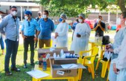 Governo de Rondônia realiza 423 testes rápidos para covid-19 em Pimenta Bueno