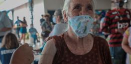 Reaberto agendamento para vacinação contra covid-19 em idosos acima de 60 anos
