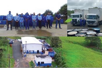 AVANÇO -  Empresa referência no tratamento de resíduos perigosos assume a coleta de lixo hospitalar em Rondônia