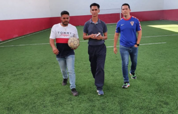 Arena Pow será palco para 1º Campeonato de Futebol Society Jovem Empreendedor