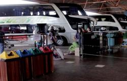 Adolescente embarca em ônibus escondido para reencontrar a mãe