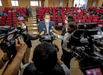 Presidente Alex Redano avalia como positivos os primeiros meses de gestão na Assembleia