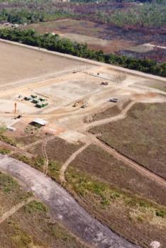 Ecofort continua executando obra de aterro sanitário embargada por falta licenças ambientais
