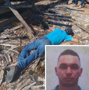 GRUPO DE SEM TERRAS FORTEMENTE ARMADO MATA TRABALHADOR DURANTE ATAQUE À FAZENDA JATOBÁ