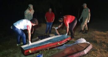Madrasta salva vida de duas crianças; Pai das crianças morreu afogado