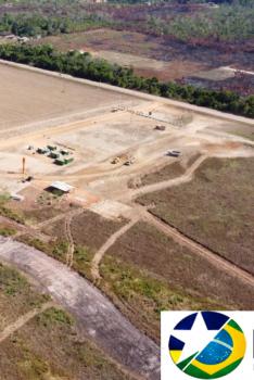 MP-RO suspende licença de empresa que construía aterro de lixo próximo à área indígena em Porto Velho