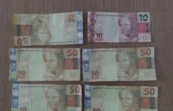 Criminosos são presos acusados de repassarem notas falsas no interior