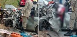 Grave acidente na BR-364, entre Ji-Paraná e Ouro Preto do Oeste, deixa um morto