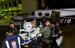 UTI Aérea transporta primeiro paciente do interior para Cuiabá