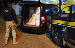 Casal é preso com mais de 1 mil litros de agrotóxico sem nota fiscal em MT