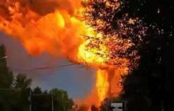 Posto de gasolina explode e deixa mais de 10 feridos