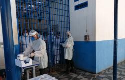 Mais de mil presos e 300 servidores do sistema prisional são diagnosticados com Covid-19 em MT