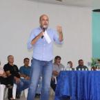 Ismael Crispin reafirma compromisso com a Educação de São Miguel do Guaporé