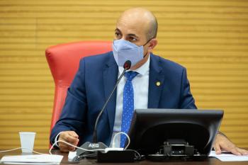 Ismael Crispin propõe reconhecimento a municípios que adotem medidas de acessibilidade para pessoas com deficiência