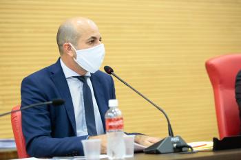 Apoio de Ismael Crispin a projetos de pesquisa científica é reconhecido em programa de TV