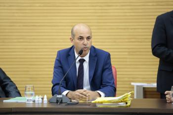 Aprovado PL do deputado Ismael Crispin que prevê isenção de ICMS na aquisição de armas para servidores da segurança pública