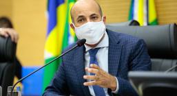 Ismael Crispin pede sinalização na extensão da RO-391 em Chupinguaia