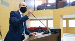 Ismael Crispin pede realização de concurso público para o Corpo de Bombeiros Militar