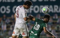 Fred marca e Fluminense vence Goiás pelo Brasileiro