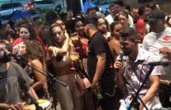 Imagens exibem bar lotado e pessoas sem máscara em Cuiabá