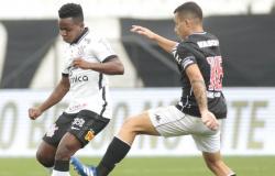 Corinthians e Vasco empatam e cariocas estão praticamente rebaixados