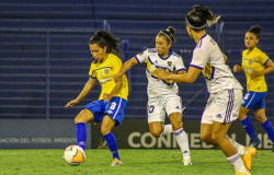 Boca vence e elimina Avaí/Kindermann na Libertadores Feminina