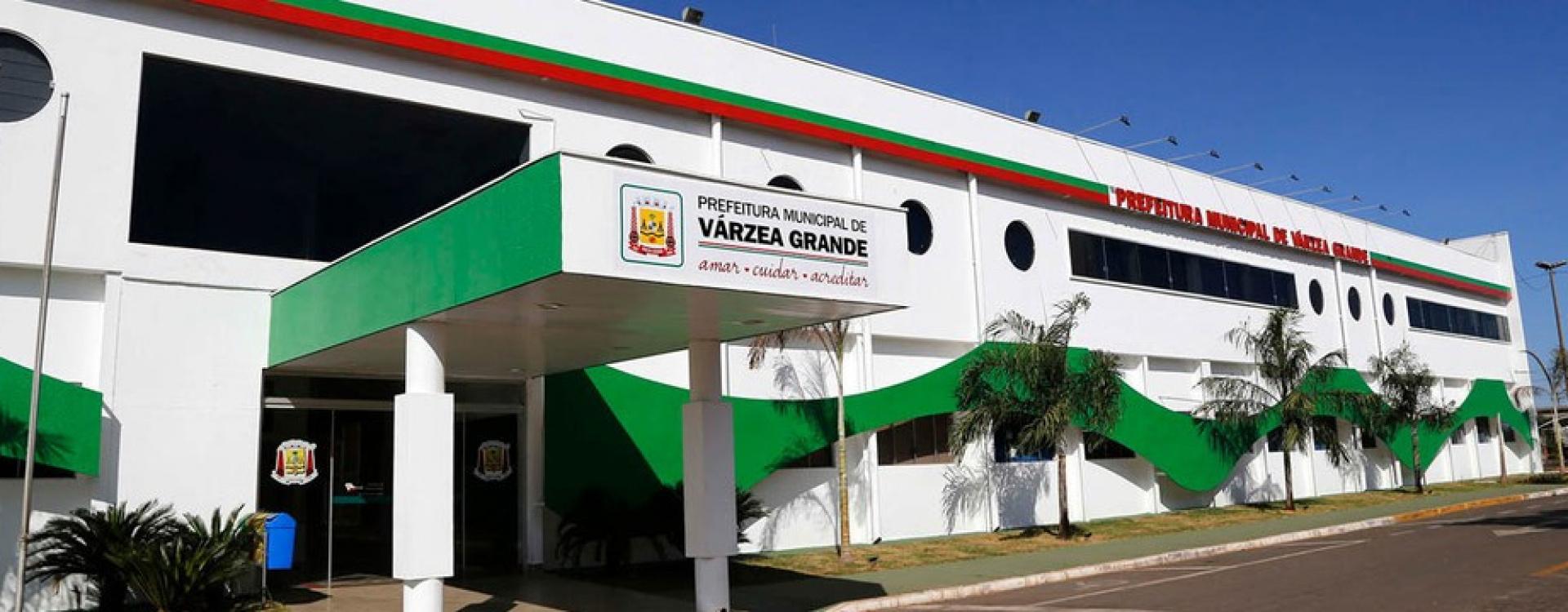 Prefeitura de Várzea Grande (MT) abre processo seletivo para nível médio com salário de R$ 2 mil