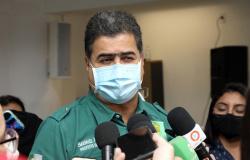 Prefeito de Cuiabá ressalta que depende do repasse de doses para ampliar vacinação