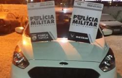 Rotam prende três jovens por receptação de veículo com placa clonada em Cuiabá