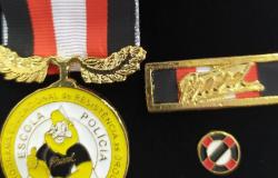 Proerd celebra 21 anos com entrega de medalhas a instrutores e parceiros do programa