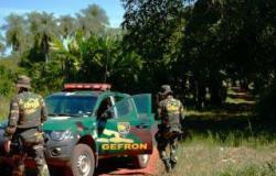 Menor de 17 anos é preso com 5 kg de pasta base em Cáceres