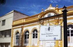 Museu está abandonado há 4 anos e sem data de reabertura
