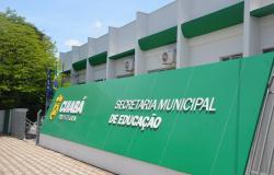 Secretaria abre mais de 1,6 mil vagas com salários de até R$ 2,8 mil para profissionais da educação em Cuiabá