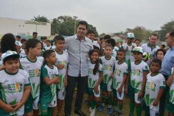 O projeto piloto da iniciativa irá atender a 400 crianças, matriculadas na rede pública (Foto: Divulgação/Jorge Pinho)