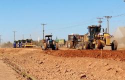 Governo investe R$ 1,084 bilhão e executa mais de 80 obras rodoviárias em Mato Grosso