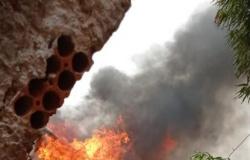 Fogo destrói casa e viúva mãe de seis filhos pede doações
