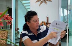 Prefeita tentará anular concessão da água e rebate críticas afirmando que ex-prefeito autorizou aumentos