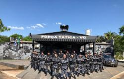 PM celebra aniversário da 15 ª Companhia Independente de Força Tática de Várzea Grande nesta quarta(11)