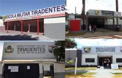Escolas Militares Tiradentes oferecem 499 novas vagas em Mato Grosso