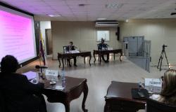 Diretor-geral da Politec participa de painel de debates sobre preservação do local de crime