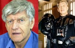 Ator que interpretou Darth Vader em >Star Wars> morreu de Covid
