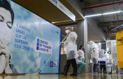 Centro de Triagem atendeu mais de 70 mil pessoas em quatro meses de funcionamento