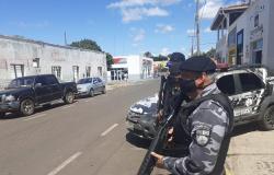 PM prende homem por dano ao patrimônio no Pronto Socorro Municipal