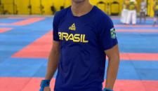 Douglas Brose valoriza treinos da seleção brasileira de Karatê no Ceará e projeta o seu 2021