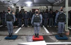 PM tem novos comandantes em Cuiabá em dois Batalhões e o terceiro em Companhia