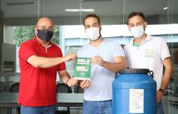 Empresa de Cuiabá implanta projeto para coleta de óleo de cozinha, pilhas e cápsulas de café
