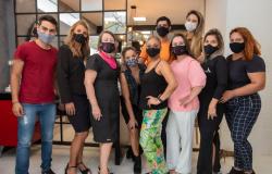 Salão de beleza realiza campanha de arrecadação de cabelos