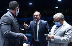 Wellington alerta senadores sobre situação do Pantanal