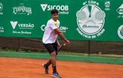 EMHA Open de Tênis dá início em estadual de tênis nesta segunda-feira