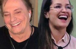 """Fábio Jr. manda recado para Juliete: """"Tô de olho nesse cuscuz"""""""
